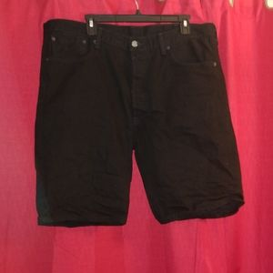 501 Levi's Jean Shorts